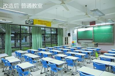 教室用电电路图
